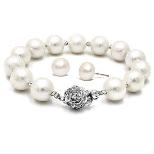 Kelvin Gems Casablanca Bracelet and Earrings Gift Set