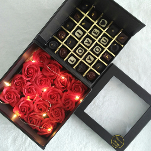 Valentine's Enchantment Chocolate Box