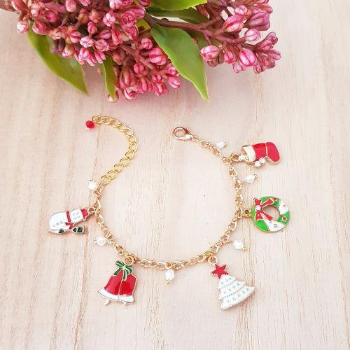 Holly Jolly Bracelet