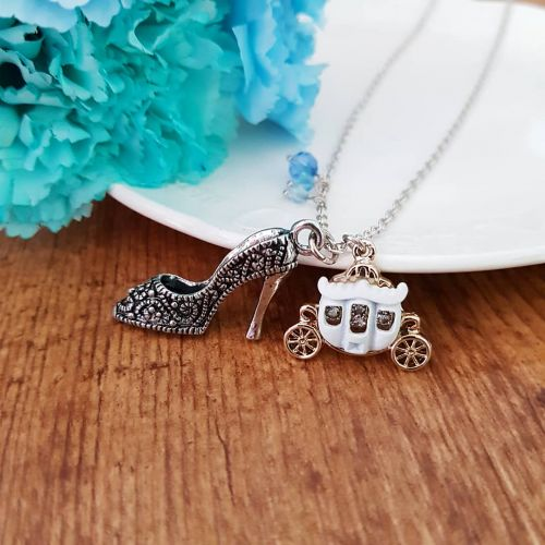 Cinderella Story Necklace