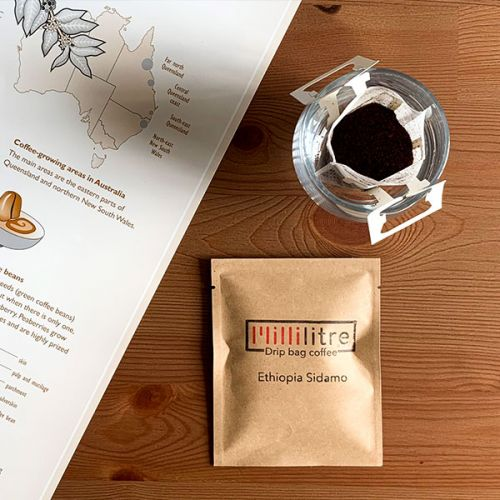 Ethiopia Sidamo Drip Bag Coffee