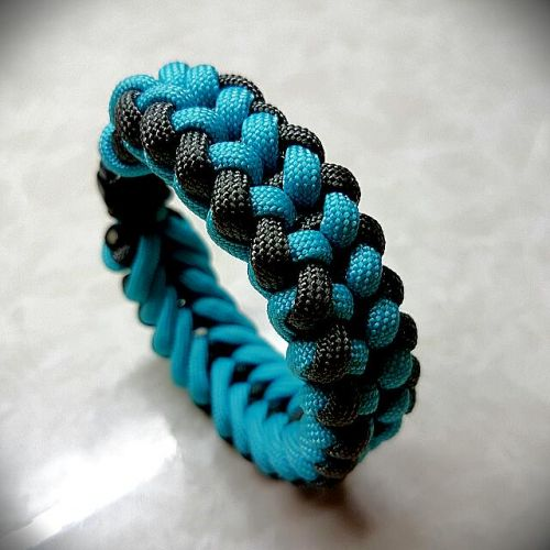 Personalized Centipede Paracord Bracelet