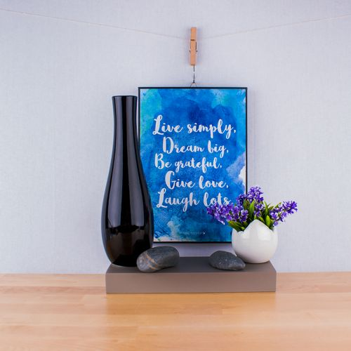 Customisable Quote Canvas