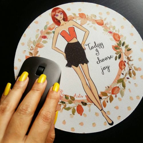Limited Edition Designer Mouse Pad