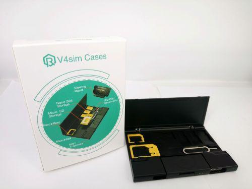 V4sim Cases