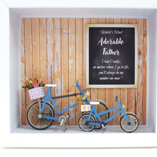 Daddy and me  - Unique gift
