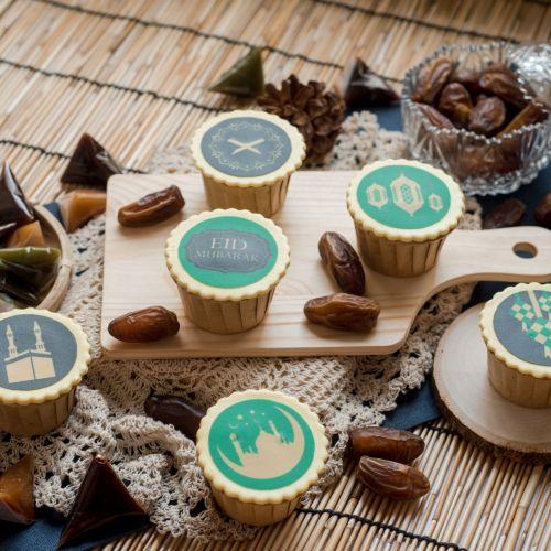 Eid Cupcakes (6pcs)
