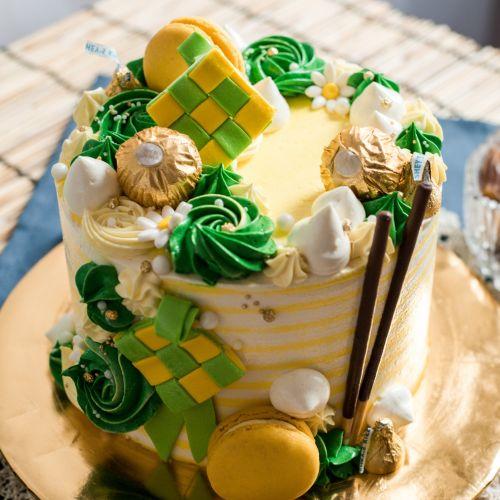 Eid Designer Cake