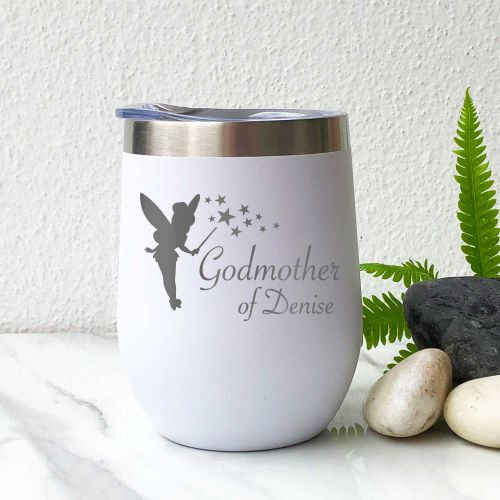 ' Fairy Godmother' Insulated Tumbler (12oz)