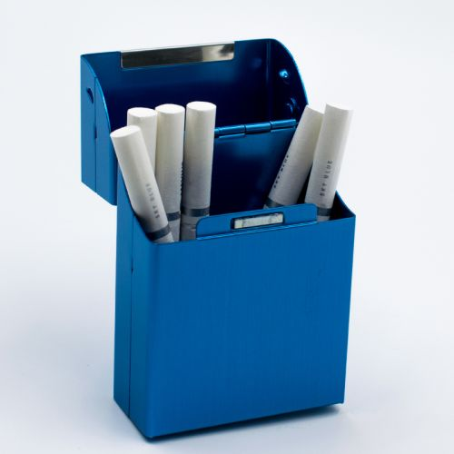 Aluminium Durable Cigarette Case Box
