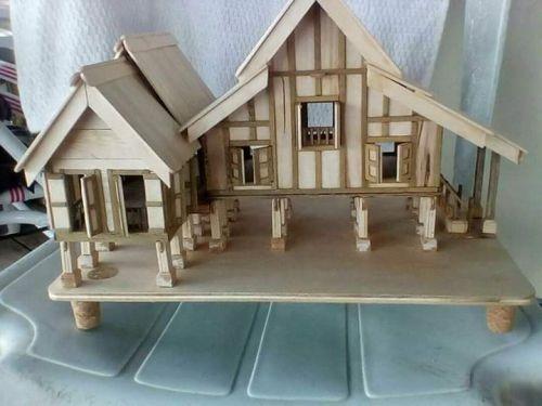 Replika Rumah Tradisional Pahang