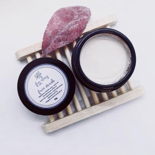 Fig Clay Face Mask for Acne Free Skin