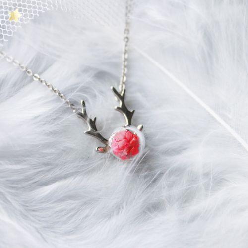 Reindeer Series Necklace
