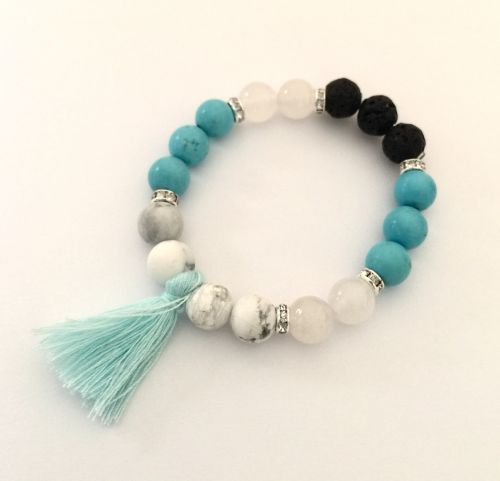 Handmade Ariel Diffuser Bracelet