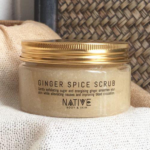 Ginger Spice Body Scrub - 150g