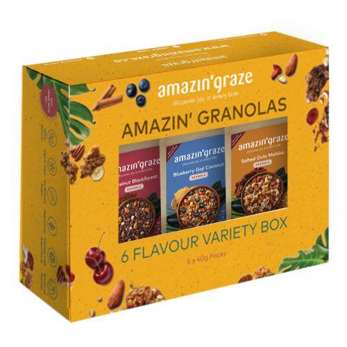 Amazin' Granola Variety Box