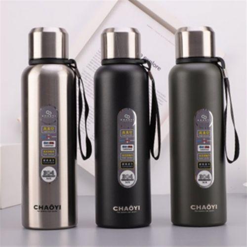 Stainless Steel Matte Vacuum Flask