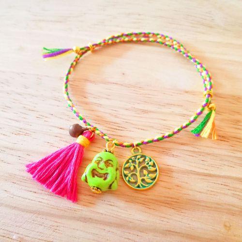 Handmade Wish Bracelet 01 (HWB01)