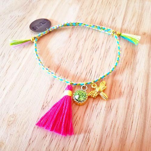 Handmade Wish Bracelet 04 (HWB04)