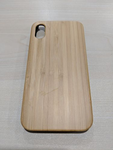 EcoQuote iPhone X / XR / XS / XS Max Phone Case Eco-friendly Cork or Bamboo Material, Sustainable & Great For Vegan