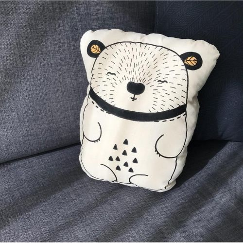 Cutie Bear Plushy Pillow