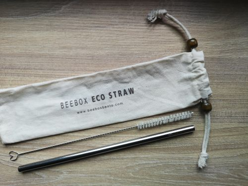 Beebox Eco Straw SET OF 1