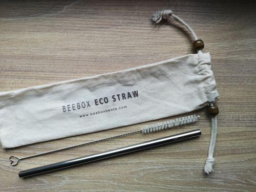 Beebox Eco Straw SET OF 1