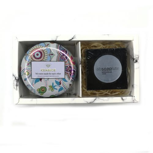 Mother's Day Gift Set (Candle & soap) (Last order on 5th May 2019)