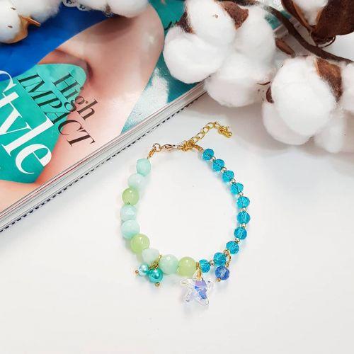 Blue Sea Bracelet