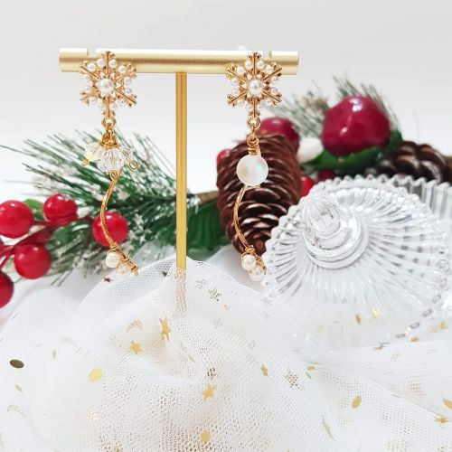 Christmas Edition Earring ~ CC01
