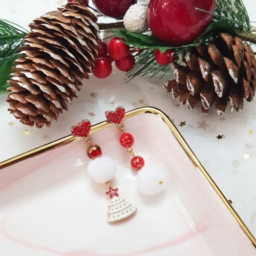 Christmas Edition Earring ~ CC05