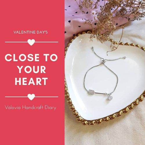 Close to Your Heart ~ Exclusive Valentine Bracelet