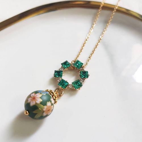 TC32 (Necklace) ~ Tensha Collection