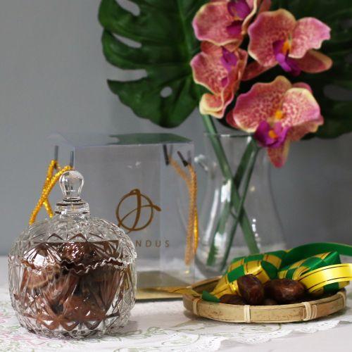 Premium Kurma (In Glass Jar)
