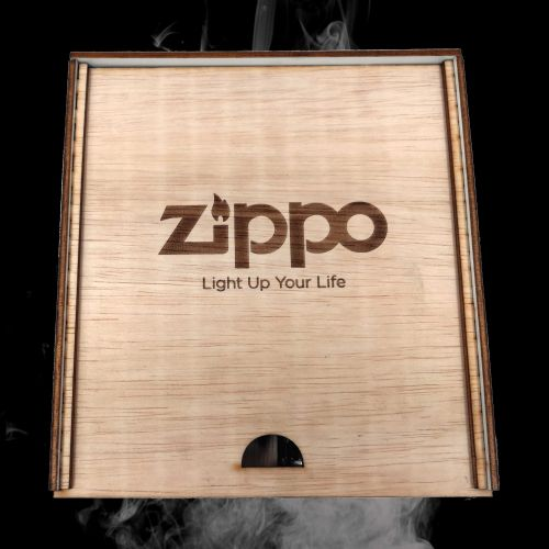 Zippo Gift Box + FREE ENGRAVING