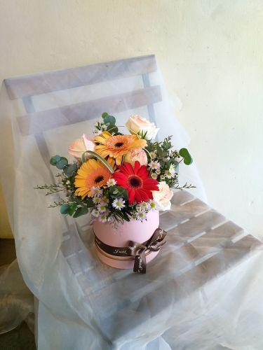 Flor estuche