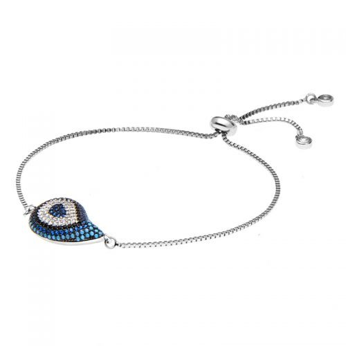 Luna Teardrop Eyes Bracelet