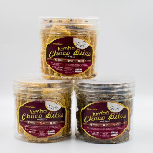 Homemade Jumbo Choco Bites