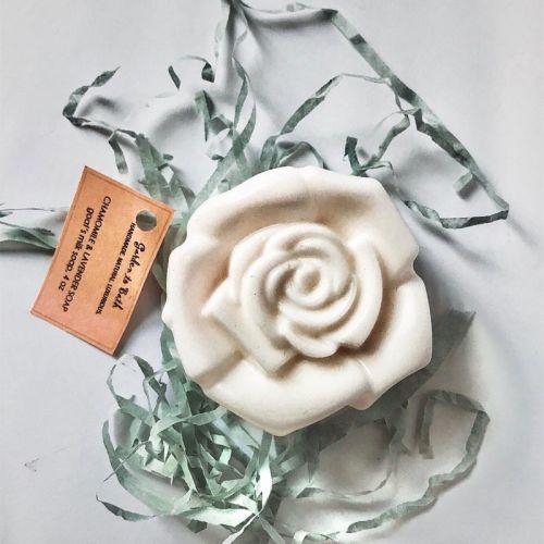 Chamomile & Lavender Shea Butter Soap bar