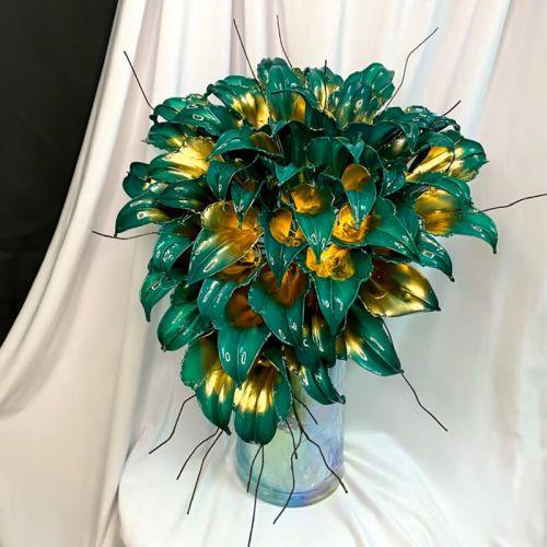 Lea Resin Flower Bouquet