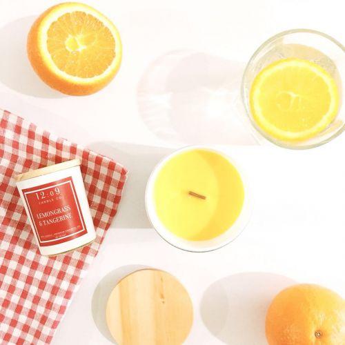 Lemongrass & Tangerine