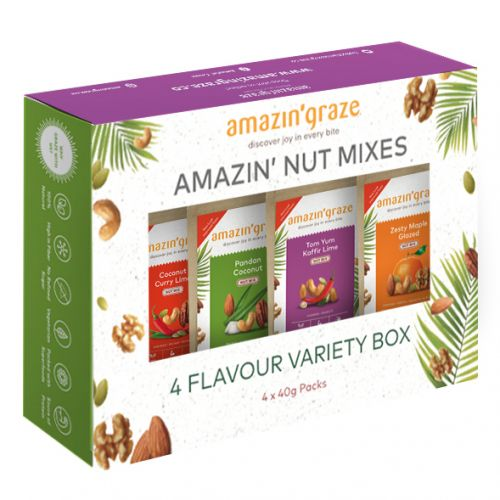 Amazin' Nuts Variety Box