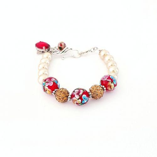 Oriental Touch Bracelet