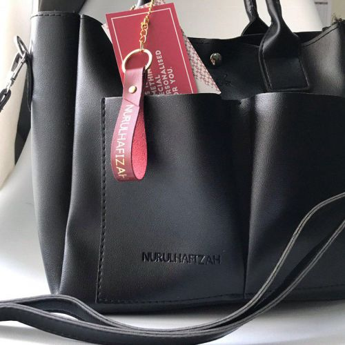 Personalised Name On Layla Messenger Bag/Shoulder Bag