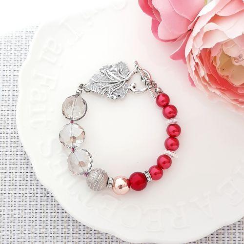 Ruby Amore Bracelet