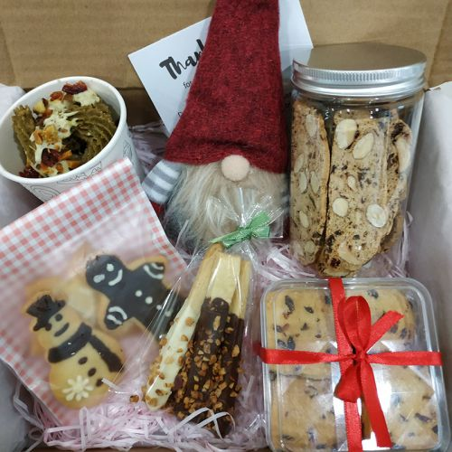 Christmas Cookies Gift Box