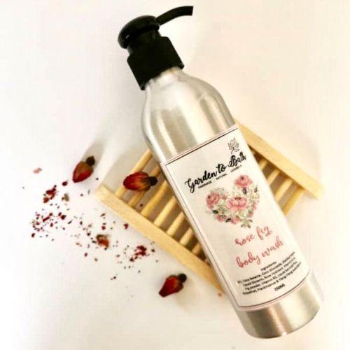 Creamy Rose Fig Body Wash @ 200ml