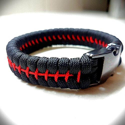 Personalized Skeleton Paracord Bracelet