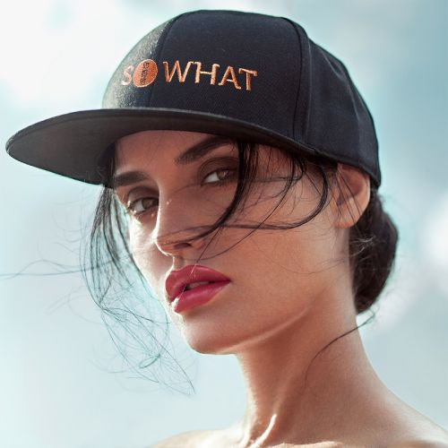 Attitude Caps - So What(他妈的)
