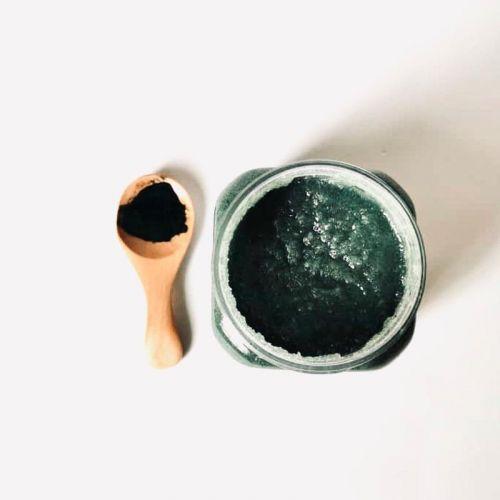 Creamy Spirulina Body Scrub @ 150g